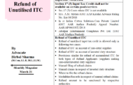 GST UPDATE MONTH OF MARCH 2021 || MAGAZINE ON GST MONTH OF MAR 2021